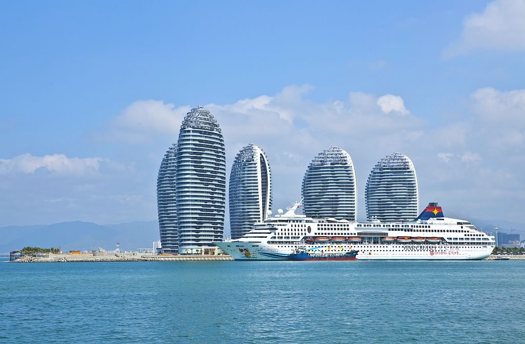 Sanya to build cruise economic zone