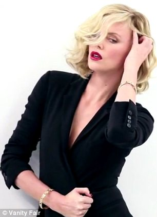Charlize Theron,Vanity Fair
