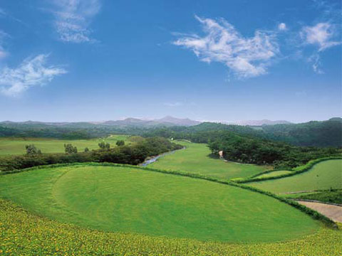 Some of the best remote golf courses in China