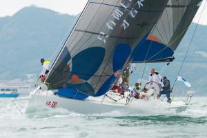 Round Hainan Regatta continues six year growth curve