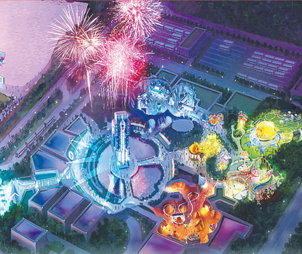 China's first aerospace themed park to locate in Wenchang, Hainan