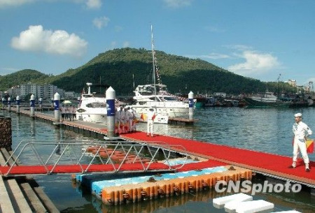Taiwan investors encouraged to build yacht-manufacturing base in Hainan