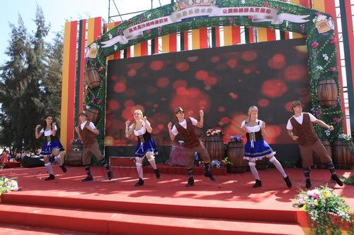3rd Munich Beach Beer Festival to open in Qingshui Bay