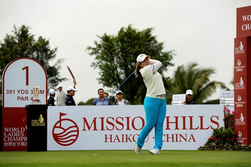 Park, Pettersen & Ryu to resume rivalry at Mission Hills Haikou