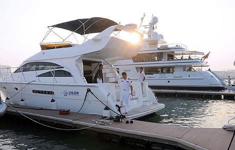 Sanya yachting