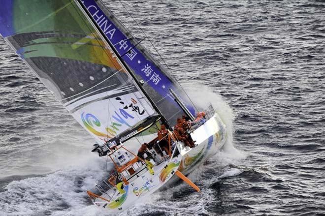 Team Sanya - Volvo Ocean Race 2011-12