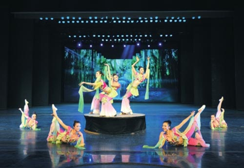 Sanya to stage dance show 'The Romance of the Sanya City'