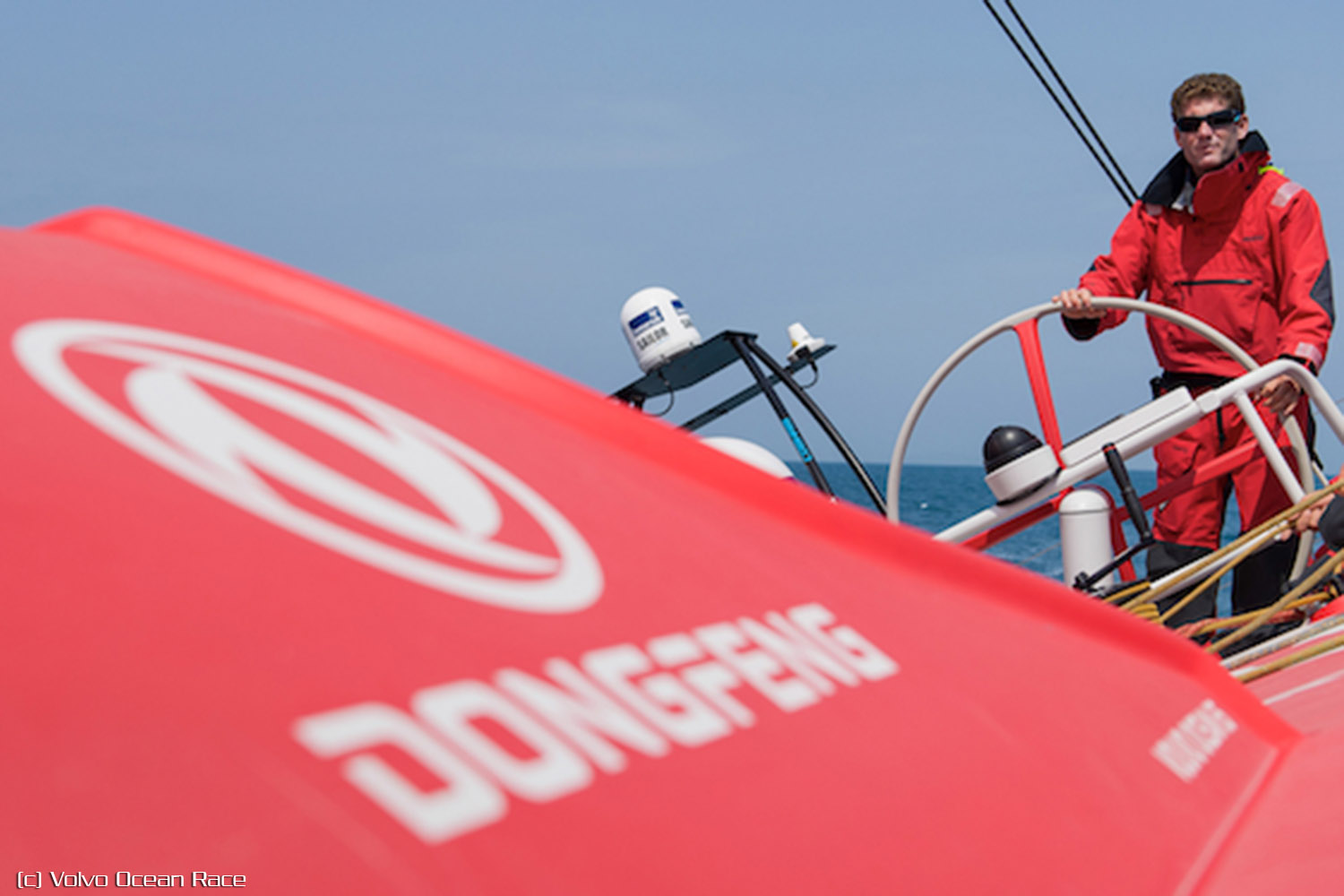 Dongfeng Team hold edge in Leg 3 of Volvo Ocean Race