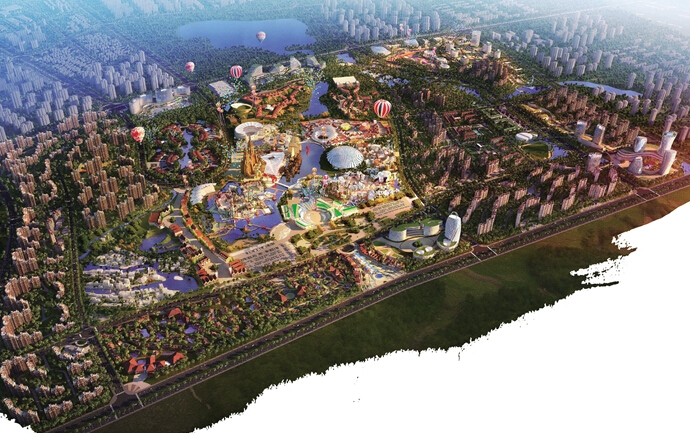 1st phase of Changying Hainan movie theme park to open in  2016