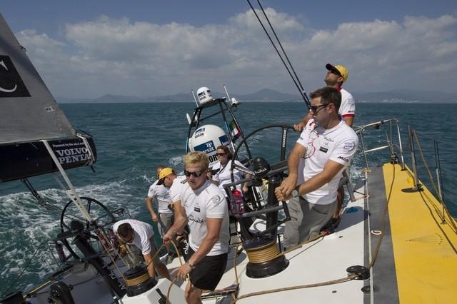 Sanya departure to see teams in tight racing for Leg 4 of Volvo Ocean Race