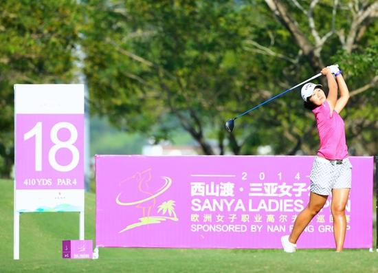 Sanya Ladies Open 2015 to be held at Yalong Bay Golf Club