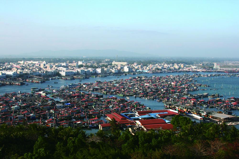 Sanya view