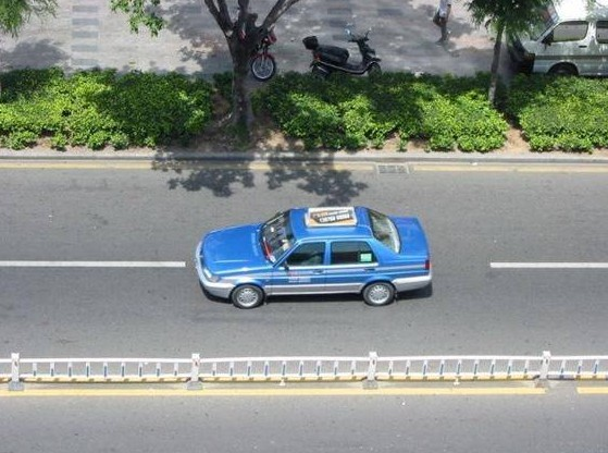 A general guide to taking a taxi in Sanya