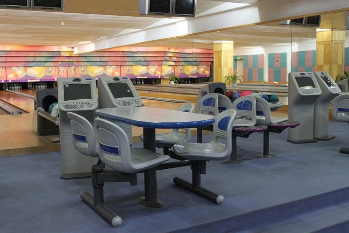 Dadonghai Shanhaitian Hotel's Bowling Centre