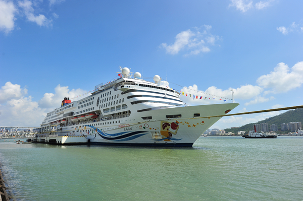 Hainan seeks to be attractive international cruise destination