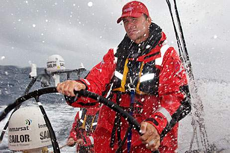 Ken Read to take on uncharted waters at 2011 Volvo Ocean Race
