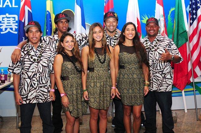 ISA Team Hawaii