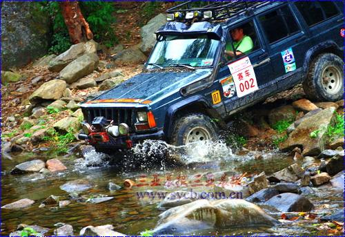 Azrey Ramlee & Jaslihan Haney join Sabah team for Sanya 4WD Challenge