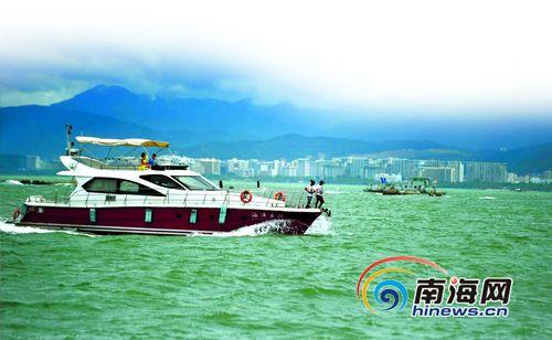 Hainan yacht tours