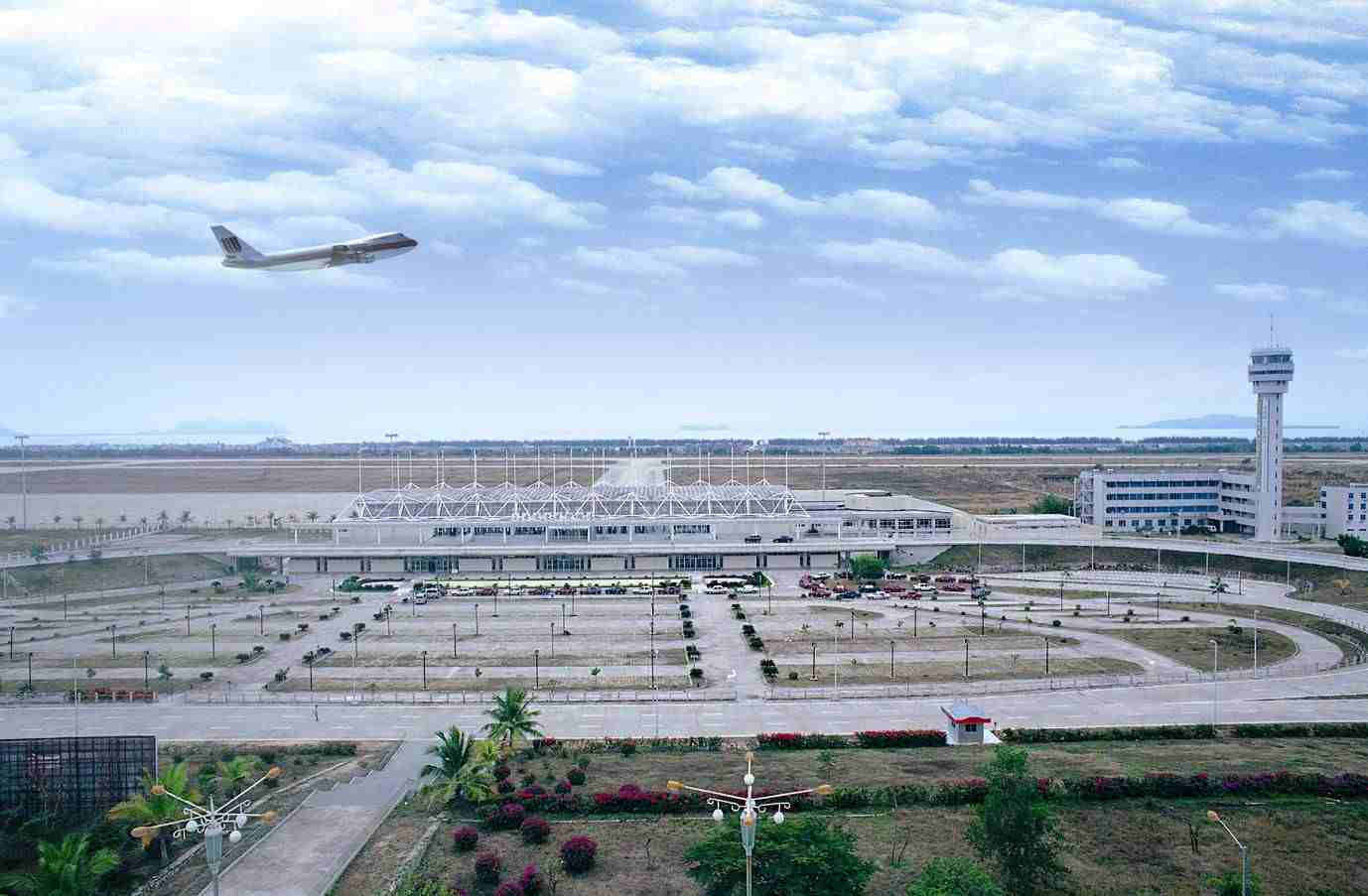 Phoenix Int'l Airport to receieve new terminal on 3rd-phase expansion
