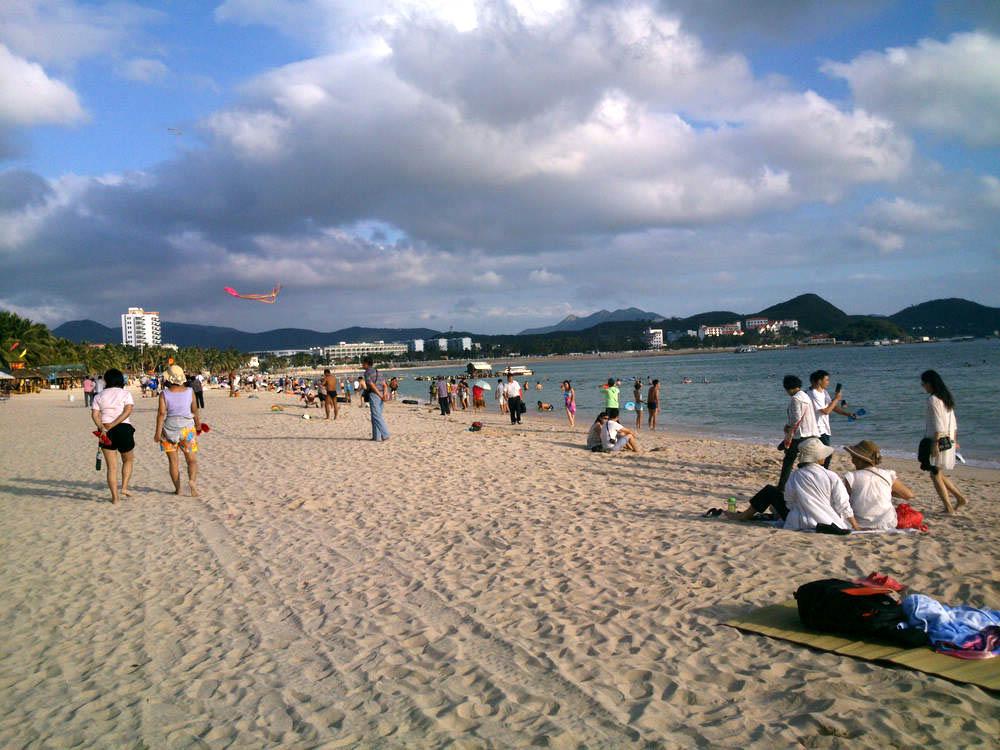Sanya Dadonghai Beach