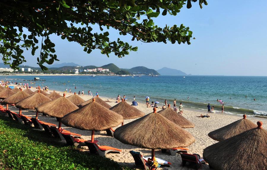 Sanya, Haikou among hottest coastal cities for Spring Festival