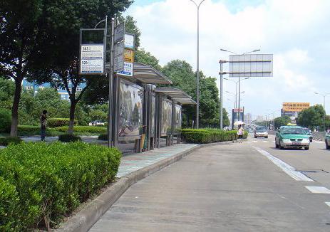 Sanya to transform traditional bus stops into bus bays