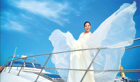 Yacht school in Qingdao, Dalian & Hainan build boating industry