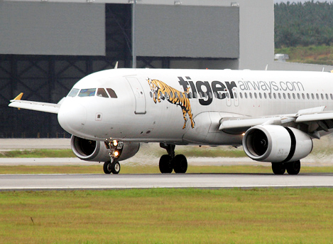 Tiger Airways to launch air route to Sanya