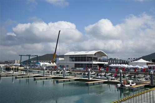 Sanya Luhuitou Peninsula Yacht Dock