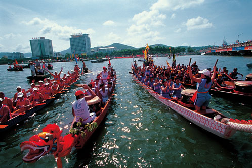 Sanya amongst China's top 10 travel destinations during Duanwu Festival