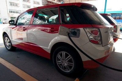 Haikou included in China's clean-engergy vehicle subsidy programme