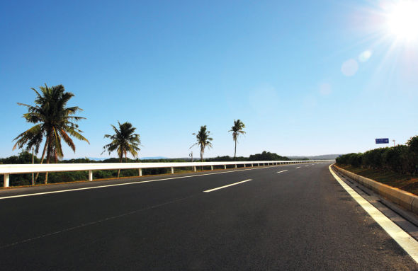 Changpu tourism road in Wenchang to open to traffic at end of 2017