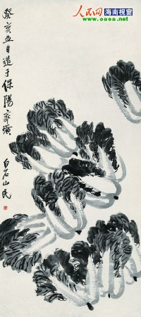 artworks of Qi Baishi