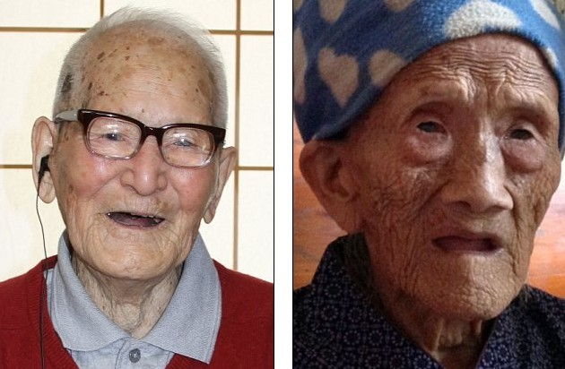 world oldest person
