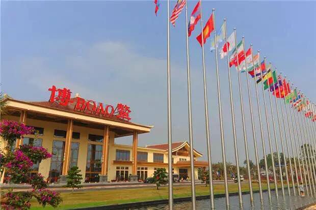 New airport in Bo'ao, Qionghai helps Hainan in statesman tourism