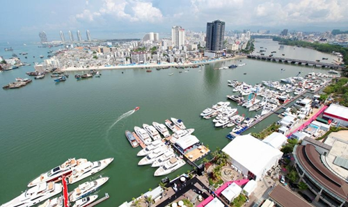 Sanya issues new regulation on yacht safety management