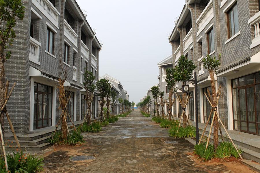Haitang Bay project