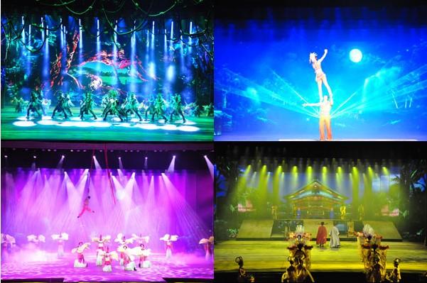 Qianguqing Theater