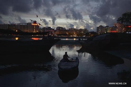 Hainan Seaside life
