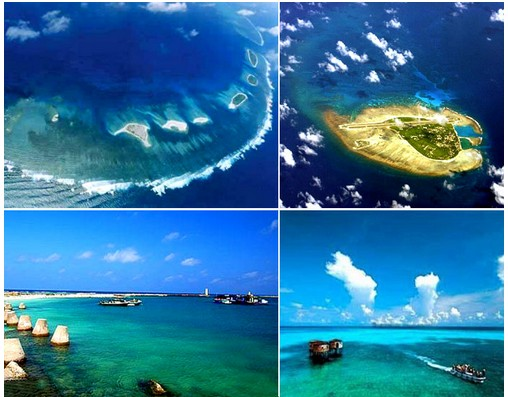 Xisha Islands