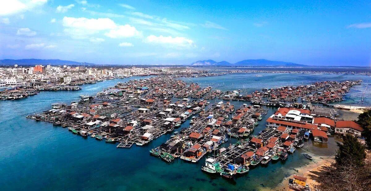 From coast to coast, 4 major fishing ports in Hainan