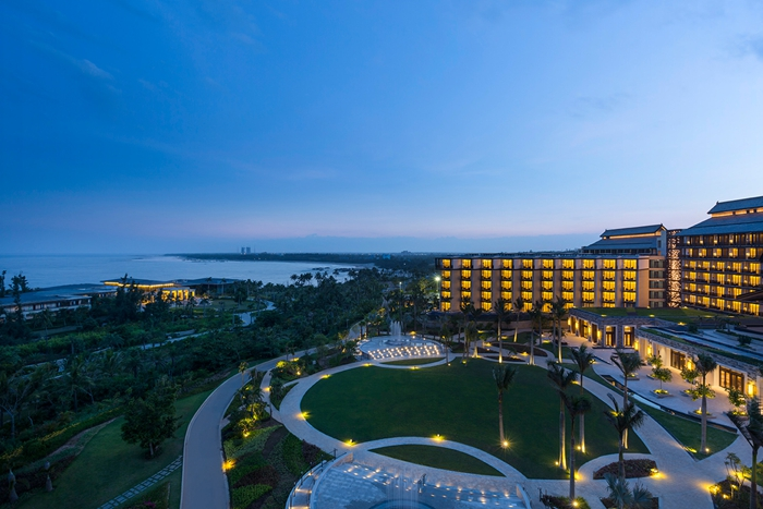 Hilton Hotels & Resorts opens first internationally-branded hotel in Wenchang, Hainan