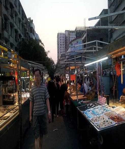 Sanya night market