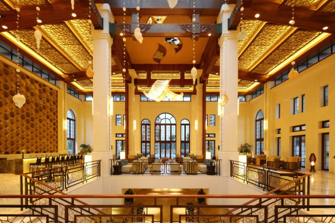 lobby internal