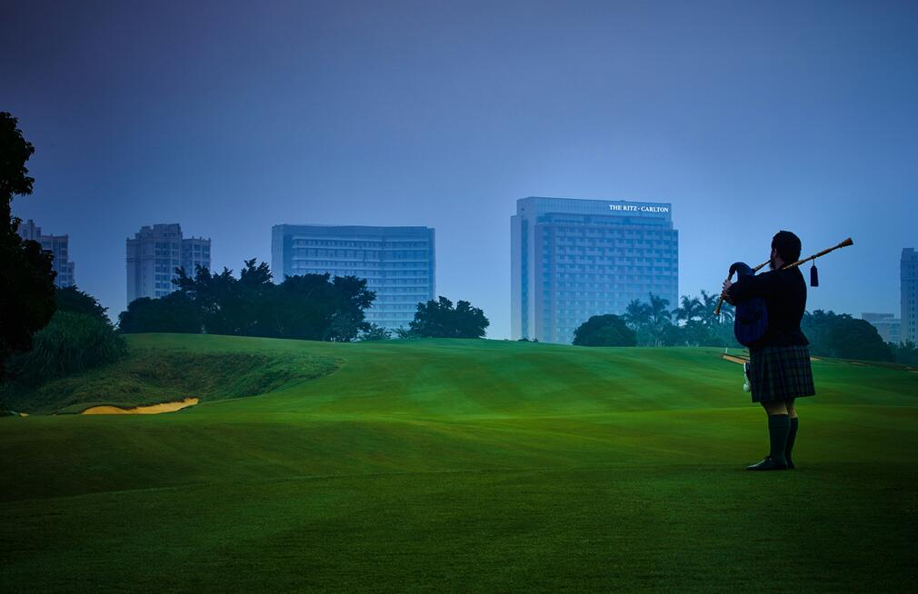 The Ritz-Carlton swings into Hainan Island with first golf resort in China