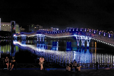 Sanya River bridge