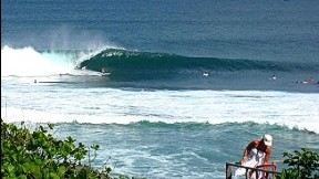 Uluwatu and Kuta