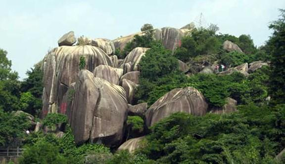 Dongshanling Ridge
