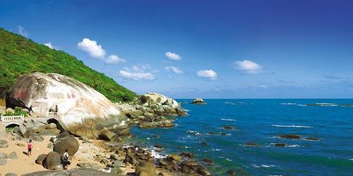 Sanya Dongtian Park, the No.1 Scenic Spot in Hainan